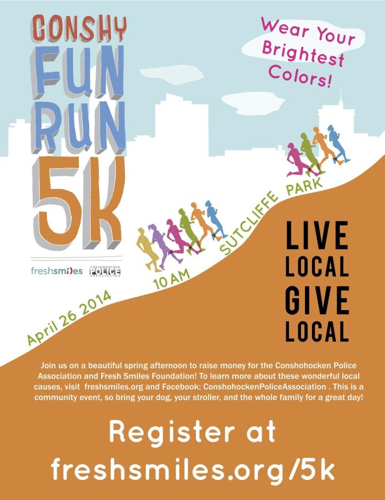 The 2014 Conshy Fun Run 5K with Quality Marathon Certificate Template 7 Fun Run Designs
