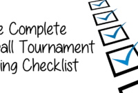 The Complete Volleyball Tournament Packing Checklist with regard to Best Volleyball Tournament Certificate 8 Epic Template Ideas