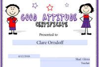 The Promethean Teachers Free Printable Certificates for Children'S Certificate Template