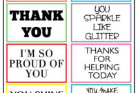 The Stunning Random Act Of Kindness Printable Notes within Best Kindness Certificate Template Free