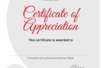 Top 6 Volunteer Certificate Templates Free To Download In with regard to Best Volunteer Certificate Template