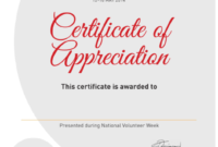 Top 6 Volunteer Certificate Templates Free To Download In within Best Volunteer Certificate Templates