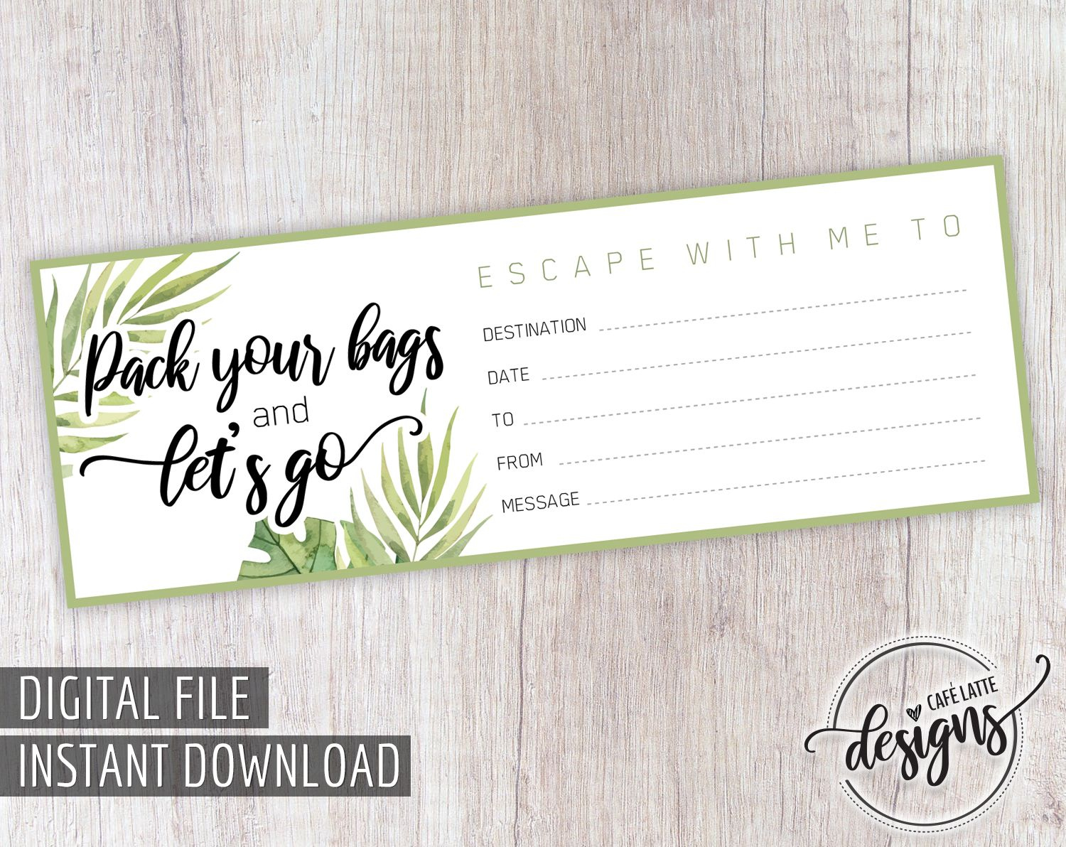 Travel Gift Certificate Printable Gift Of Travel with Free Wedding Gift Certificate Template Word 7 Ideas