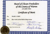 Trophy Room — Aunt Mary'S Doghouse inside Merit Award Certificate Templates