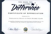 Volunteer Certificate Templates 8  Certificate Of pertaining to Volunteer Certificate Templates