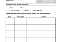 Volunteer Hours Sheet Ocdsb  Fillable  Printable Online regarding First Aid Log Sheet Template