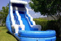Wave Water Slide  Inflatable Water Slides intended for Water Damage Drying Log Template