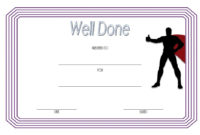Well Done Certificate Template 8 Incredibly Designs pertaining to Awesome Worlds Best Mom Certificate Printable 9 Meaningful Ideas