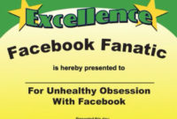 You Facebook Zombie  Funny Employee Awards Funny Office within Printable Free Most Likely To Certificate Templates