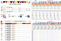 Disney World Itinerary Template 2018  Jelok with regard to Disney World Itinerary Template