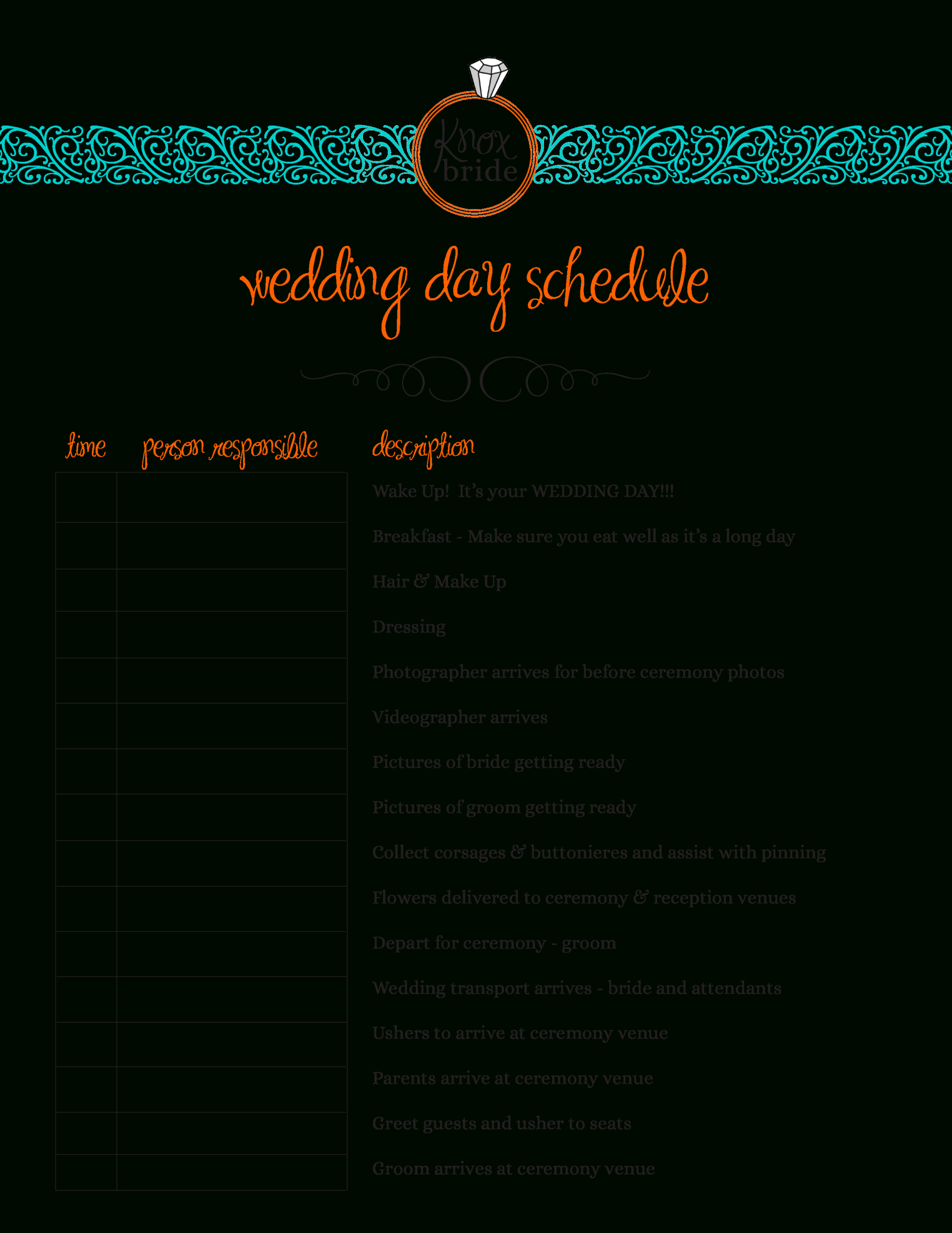 Event Agenda Outline  How To Create An Event Agenda throughout Event Planning Itinerary Template