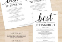 Things To Do Wedding Itinerary Template / Destination within Destination Wedding Weekend Itinerary Template