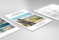 Travel Agency Guide / Itinerary  Travel Agency Travel with regard to Travel Agent Itinerary Template