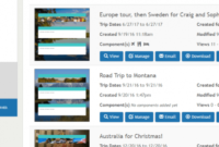 Travel Itinerary Template For Travel Agent regarding Travel Agent Itinerary Template